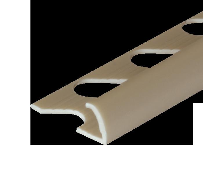 Csontfehér csempe élvédő - Csontfehér csempe élvédő